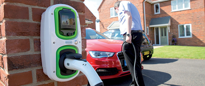 ev charging point installations in sheffield