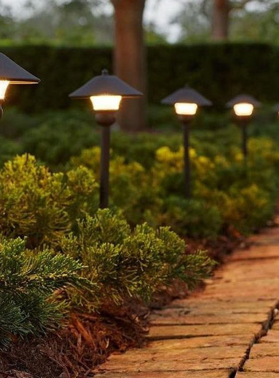 electricians for outdoor lighting in sheffield